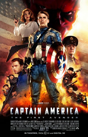 Captain America: The First Avenger /Paramount Pictures, Marvel Studios