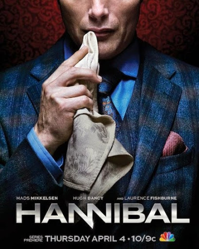 image of Hannibal DVD cover