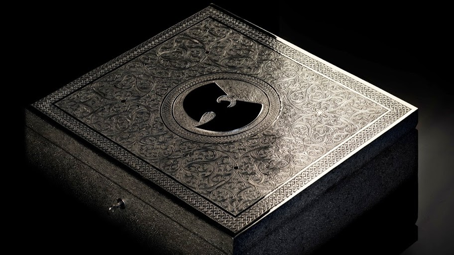 image of Wu-Tang Shaolin Album Cover