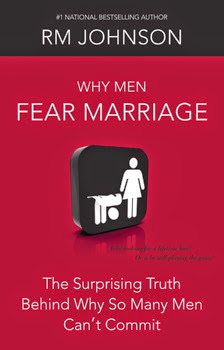 book cover photo why men fear marriage