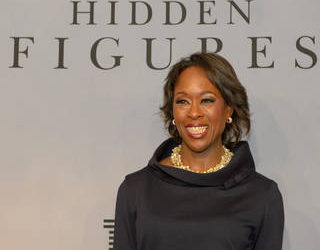 photo of Hidden Figures Author Margot Lee Shetterly