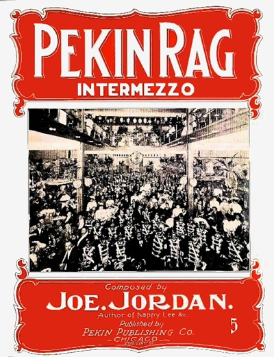 Photo of Pekin Rag Sheet Music