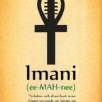 image of Imani Kwanzaa Poster