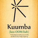 image of Kuumba Kwanzaa Poster