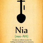 image of Nia Kwanzaa Poster