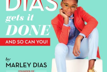 image of Marley Dias Gets it Done Book Cover