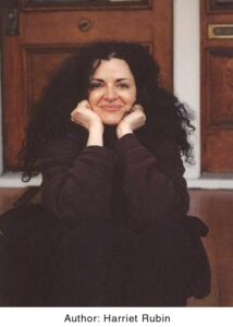 image of author Harriet Rubin